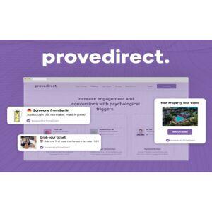 DealFuel ProveDirect – Social Proof App For Online Businesses