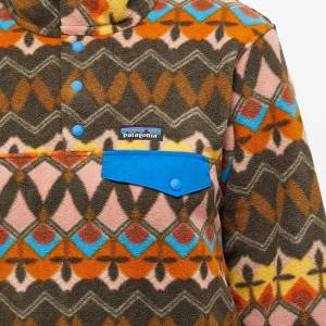 Patagonia Synchilla Snap-T Pullover  Anthos Pink