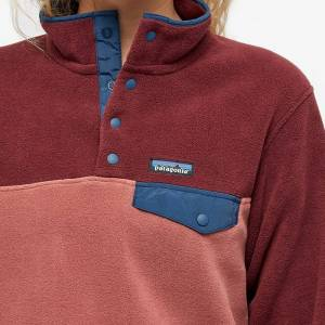 Patagonia Synchilla Snap-T Pullover  Rosehip