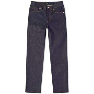 A.P.C. A.P.C High Standard Denim Jeans  Indigo