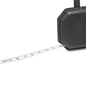 A.P.C. Ambre Tape Measure  Black