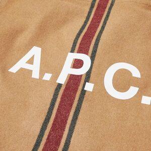 A.P.C. A.P.C Diane Shopper  Caramel