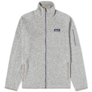 Patagonia Better Sweater Jacket  Birch & White