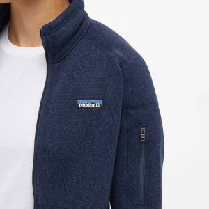 Patagonia Better Sweater Jacket  New Navy