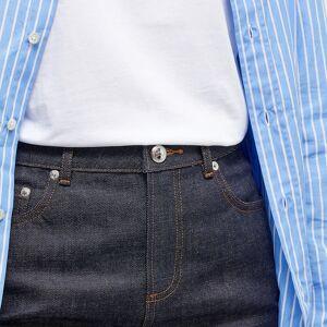 A.P.C. A.P.C Jupe Standard Mini Skirt  Indigo