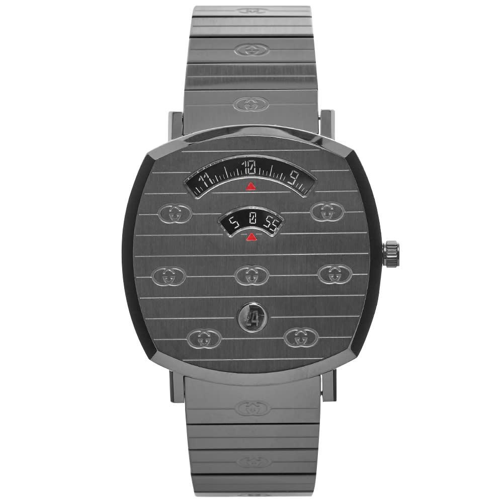 Gucci Jewellery Gucci 38mm Grip Watch  Titanium