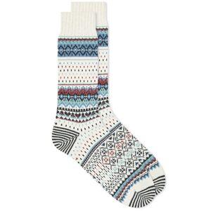 Chup Viti Sock  Off White