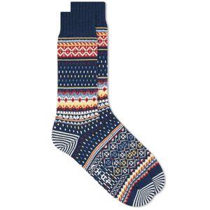 Chup Viti Sock  Space Blue