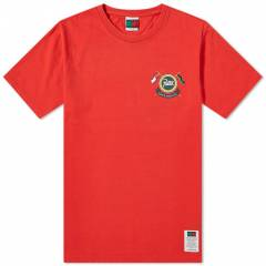 Tommy Jeans x Patta Community Tee  High Risk Red