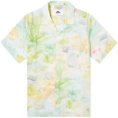 Heresy Garden Vacation Shirt  Print