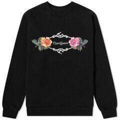 Noon Goons Garden Sweatshirt  Black