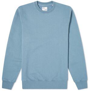 Colorful Standard Classic Organic Crew Sweat  Stone Blue