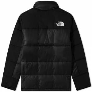 The North Face Himalyan Insulated Jacket  Black