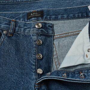 A.P.C. Petit New Standard Jean  Light Blue Wash