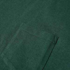 Norse Projects Johannes Pocket Tee  Dartmouth Green