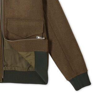 A.P.C. Ben Wool Jacket  Khaki
