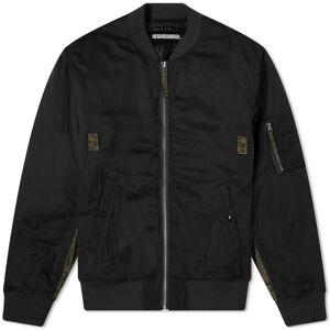 Neighborhood MA-1 Jacket  Black