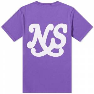 NASASEASONS Expensive & Difficult Tee  Violet