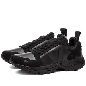 Rick Owens X Veja Hiking Sneaker  Black Pearl