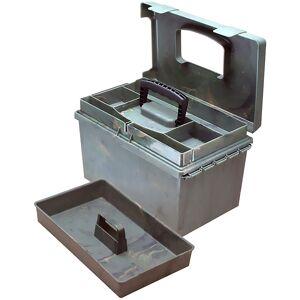 MTM SPUD6-09 Sportsmens Plus Utility Dry Box ORing Sealed 19x13x10.4In Wild Camo