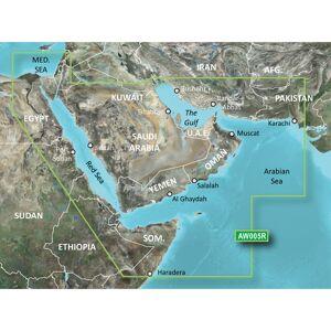 GARMIN 010-C0924-20 BlueChart g2 HD - HAW005R - The Gulf & Red Sea - microSD/SD