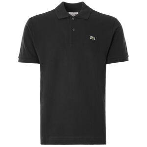 Lacoste Classic Pique Polo Shirt - Black  - Colour: 55213020