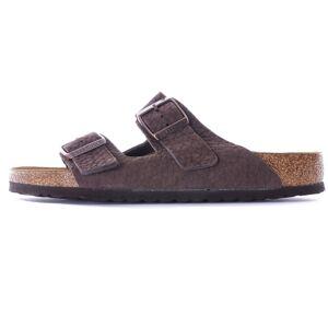 Birkenstock Arizona Soft Footbed Nubuck Leather   Roast   1019007-RST