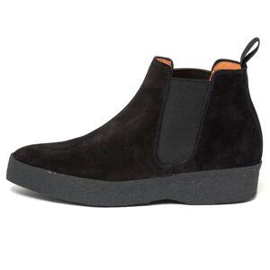 Black Adam Suede Chelsea Boot