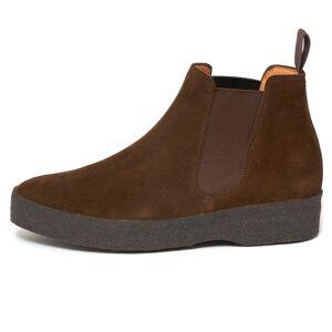Chocolate Adam Suede Chelsea Boot