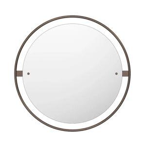 Menu Nimbus mirror 60 cm, bronzed brass