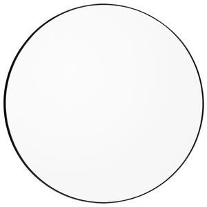 AYTM Circum mirror 90 cm, clear - black