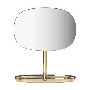 Normann Copenhagen Flip mirror, brass