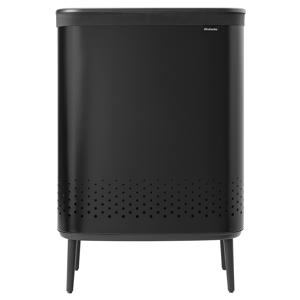 Brabantia Bo Laundry Bin Hi, 2 x 45 L, matt black