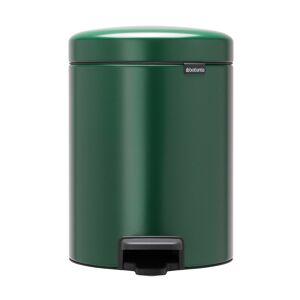 Brabantia newIcon pedal bin, pine green
