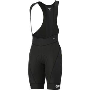 Alé R-EV1 Agonista Plus Bib Shorts - M - Black-White;