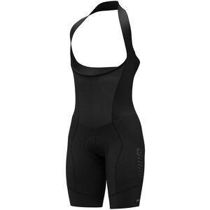 Alé Women's R-EV1 Future Plus  Bib Shorts - XXL - Black; Female