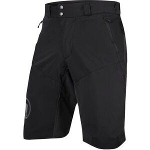 Endura MT500 Spray Shorts (Waterproof Rear) - XL - Black; Male