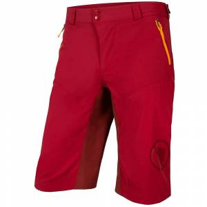 Endura MT500 Spray Shorts (Waterproof Rear) - L - Cocoa;