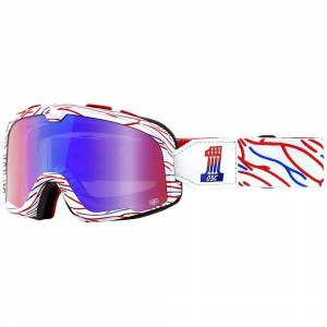 100% Barstow Goggles - Death Spray Customs;