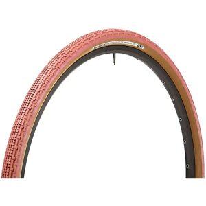 Panaracer Gravel King SK Colour Edition TLC Tyre - 700c x 32c - Flamingo Pink;