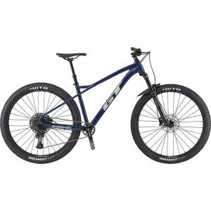 GT Zaskar LT AL Elite Hardtail Bike 2021 - Gloss Darkest Blue; Unisex