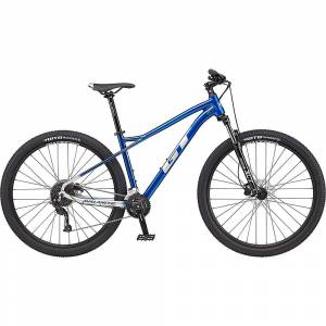 GT Avalanche Sport Hardtail Bike 2021 - XS - Blue; Unisex