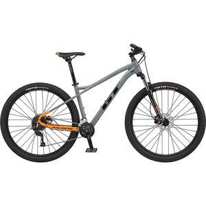 GT Avalanche Sport Hardtail Bike 2021 - Grey; Unisex