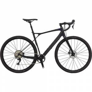 "GT Grade Carbon Pro Gravel Bike 2021 - 58cm (22.75"") - Raw; Unisex"