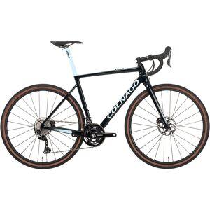 "Colnago G3X 2x Gravel Bike 2021 - 55.3cm (21.5"") - Green - Light Blue;"