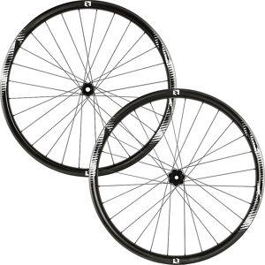 Reynolds TR 367 Carbon Boost MTB Wheelset - Microspline - Black; Unisex