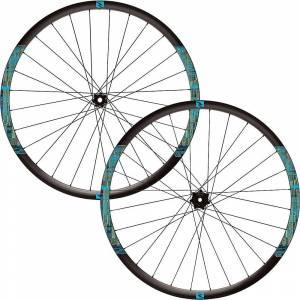 Reynolds TR 367 Carbon Boost E-MTB Wheelset - Microspline - Black;