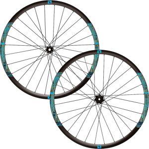 Reynolds TR 367 Carbon Boost E-MTB Wheelset - Microspline - Black; Unisex