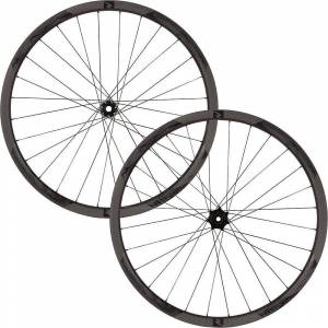 Reynolds Enduro Asymetrical Carbon MTB Wheelset - Shimano HG - Black;