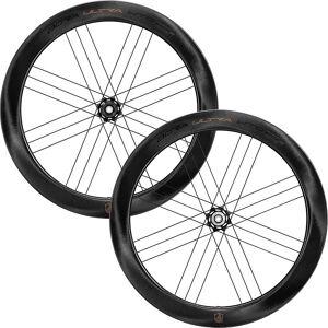 Campagnolo Bora Ultra WTO 60 Disc Road Wheelset - Shimano/SRAM - Dark Copper Shaded; Unisex
